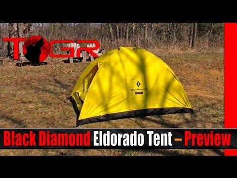 Black Diamond Eldorado Tent – Preview