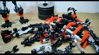 [ BUILDING INSTRUCTION ] LEGO Horse of the Skull Grinder - BIONICLE 2015