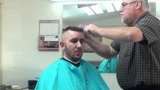 getlinkyoutube.com-Flattop HAIR CUT HIGH TIGHT SHAVED SIDES !!
