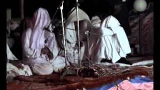 Meditation Muraqba 1 Darbar alya Tahirabad Sharef TandoAllahYar Sindh Jul30-2004