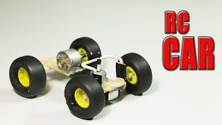 getlinkyoutube.com-How To Make A Simple RC Car That Goes In All Directions