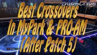 getlinkyoutube.com-NBA 2K16 - Best Crossovers & Ankle Breakers in MyPark  (After Patch 5)