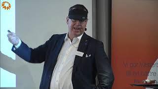Logistikregion Arctic 2017 – Erik Bergkvist, regionråd, Region Västerbotten