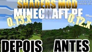 getlinkyoutube.com-Mod Das Sombras - Minecraft PE 0.13.0/0.12.X