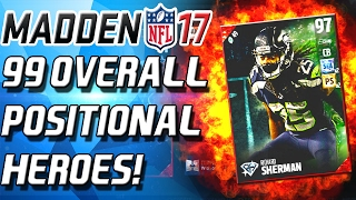 getlinkyoutube.com-POSITIONAL HEROS!  HOW TO MAKE THEM BETTER? - Madden 17 Ultimate Team