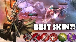 getlinkyoutube.com-Night Shadow Taka - CRAZY SKIN! | Vainglory Limited Edition Gameplay [Update 1.15]