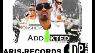 Konshens - Addicted to music