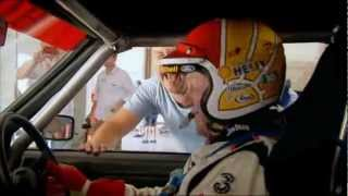 getlinkyoutube.com-Dick Johnson drives Peter Brocks A9X Torana around Bathurst
