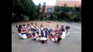 video tari kecak + ganggam style :d