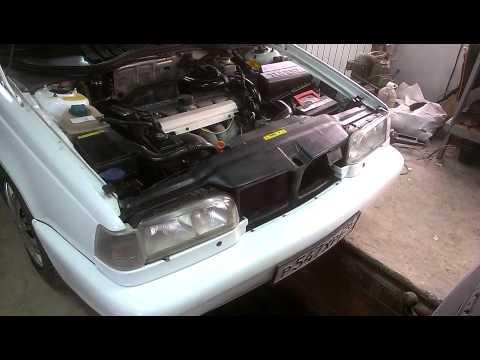 Вой масляного фильтра на Volvo 850T5