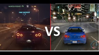 getlinkyoutube.com-Need For Speed Underground VS Need For Speed (2015) - Cars, Sounds & Graphics BIGGEST Comparison