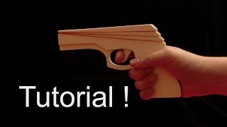 getlinkyoutube.com-Tutorial! Step-up-action [rubber band gun]
