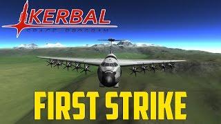 "getlinkyoutube.com-Kerbal Space Program ""WAR"" Pt.4 - First Strike"