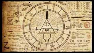 getlinkyoutube.com-Gravity Falls: Significado de los dibujos al final de la intro
