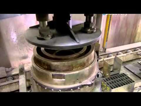 Керамические композиционные тормозные диски