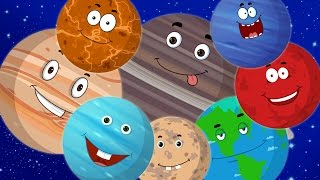 getlinkyoutube.com-Planet Song | Preschool | Solar System Song