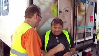 getlinkyoutube.com-Hamburg - Piraeus | Patras Aida Piraeus | Hindelang Logistics
