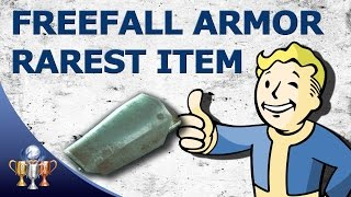 getlinkyoutube.com-Fallout 4 Freefall Armor Legs - Best & Rarest Unique Item in Fallout 4 (Impossible Jetpack Location)