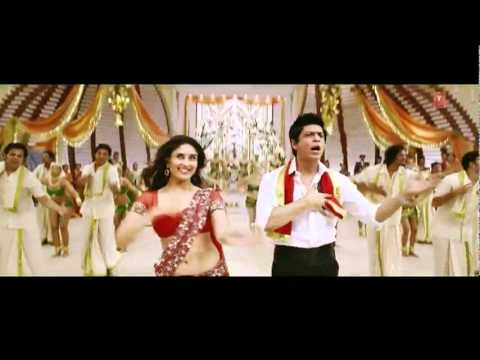 CHAMMAK CHALLO official Video Song FT. Kareena, Shahrukh - RA.One
