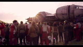 getlinkyoutube.com-解禁!スター・ウォーズ最新作「スター・ウォーズ/フォースの覚醒」メーキング映像 #Star Wars #behind-the-scene video