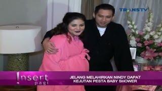 getlinkyoutube.com-Jelang MELAHIRKAN, NINDY Dapat Kejutan PESTA BABY SHOWER ~ Gosip Terbaru 2 Oktober 2016