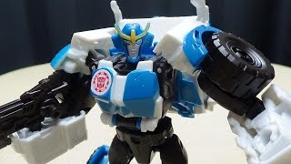 getlinkyoutube.com-Robots in Disguise 2015 Warrior STRONGARM: EmGo's Transformers Reviews N' Stuff