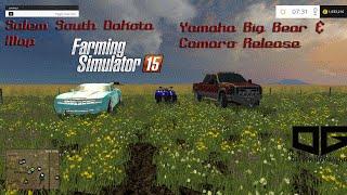 getlinkyoutube.com-Farming Simulator 2015- Salem South Dakota Map and Offspring Gaming Camaro & Big Bear Release!