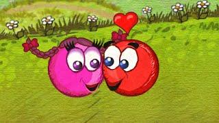 getlinkyoutube.com-Red Ball 3 Full Gameplay Walkthrough