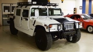 getlinkyoutube.com-1999 AM General Hummer H1 6.5 Turbo Diesel - Awesome Offroad Machine