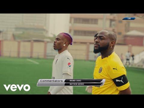 Davido La La lyrics  ft. Ckay (Starring Jay Jay Okocha)