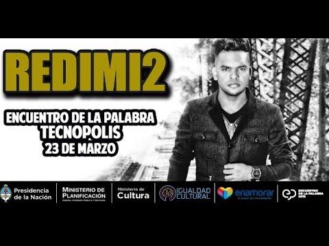 Redimi2 en TECNÓPOLIS ARGENTINA 2015 - Recital completo en vivo