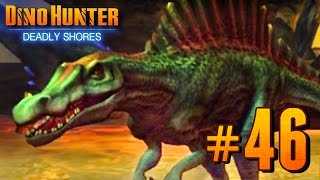 getlinkyoutube.com-Spinosaurus! - Dino Hunter: Deadly Shores EP: 46 HD