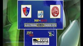 RV  TROINA  - PACECO  1 -  1