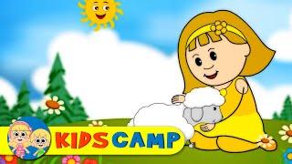 Mary had a Little Lamb   Nursery Rhymes   Popular Nursery Rhymes by KidsCamp