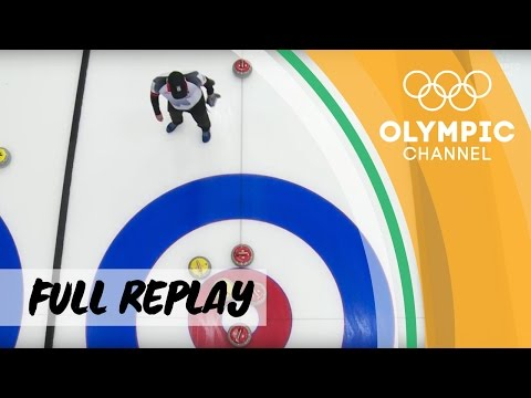 RE-LIVE   Semi-Finals - Curling World Mixed Doubles Championships 2017