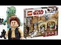 LEGO Star Wars Mos Eisley Cantina 2018 set pictures!