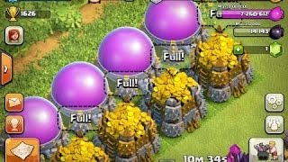 getlinkyoutube.com-Clash of clans - LA MEILLEURE TECHNIQUE D'ATTAQUE FARMING-