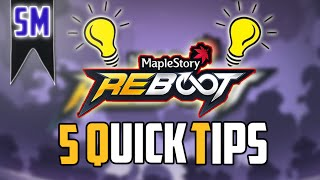getlinkyoutube.com-MapleStory Reboot: Five Quick Tips!