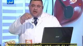 getlinkyoutube.com-حلقه هامه -  ( الحقن - التردد الحرارى - شفط الغضروف ) أد - محمد يسرى - علاج الغضروف  بدون جراحه