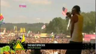 Snoop dogg - Live au festival de glastonbury