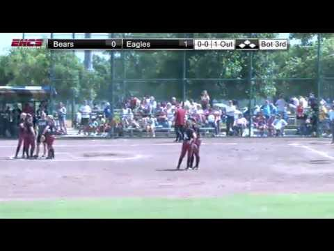 Softball: State Tournament - EHCS vs. Davidson