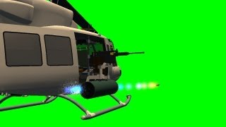 getlinkyoutube.com-army helicopter shoots rocket - green screen
