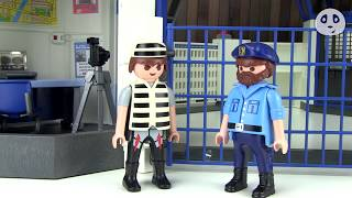 PLAYMOBIL Police - Huge Police Headquarters - Unboxing - Pandido Toys