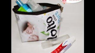 getlinkyoutube.com-Kreasi barang bekas - Membuat dompet dari bungkus molto