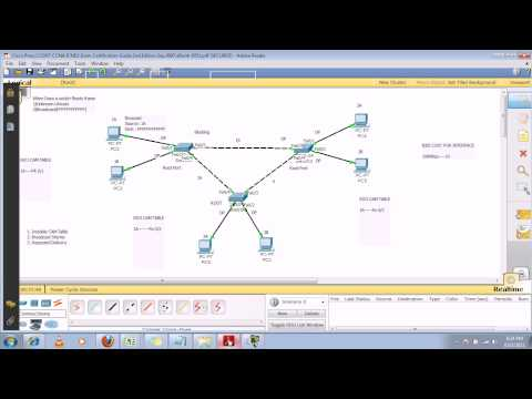 CCNA in Hindi - Spanning Tree Protocol (STP) Part 3