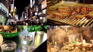 getlinkyoutube.com-Life in Korea Ep.2 Night Eating Out!