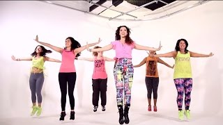 getlinkyoutube.com-Zumba HIgh Official choreography by Francesca Maria and Zins worldwide