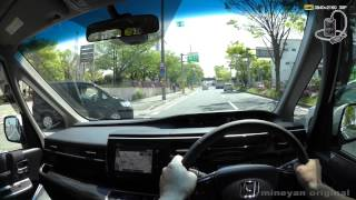 getlinkyoutube.com-HONDA STEP WGN SPADA ステップワゴンスパーダ 試乗しました 4K動画
