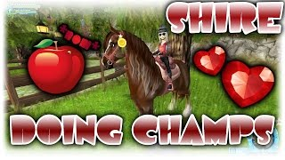 getlinkyoutube.com-The Shire in Firgrove Champ Star Stable