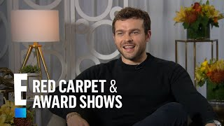 Alden Ehrenreich Talks Reaction to Landing Han Solo Role | E! Red Carpet & Live Events